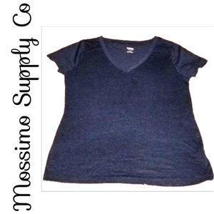 *Mossimo Supply Co*Womens, Size Large, Merled Grey